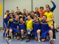 2014 - 1. Herren vs. TV Strombach am 08.03.2014